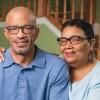 Peter McLoyd and Kathy Jacobs-McLoyd