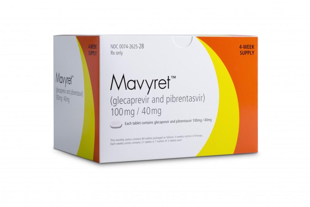 AbbVie's Mavyret: The Hepatitis C Treatment We've Been Waiting For? - Hep
