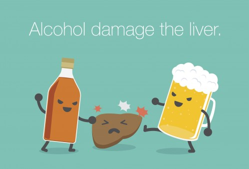 I have hepatitis C. Do I really have to stop drinking all ...