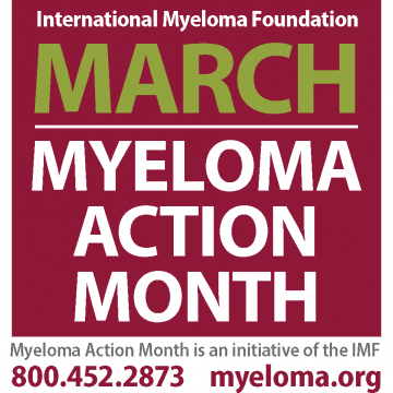 Myeloma Awareness Month - Cancer Health
