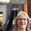 Liz Highleyman at AASLD Liver Meeting
