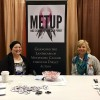 April Hines and April Knowles of METUP