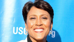 Robin Roberts attends the Opening Night Ceremonies for the 2011 US Open at the USTA Billie Jean King National Tennis Center on August 29, 2011 in Flushing, New York.
