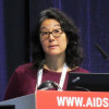 Elizabeth Chiao, MD, MPH, at AIDS 2018