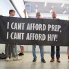 PrEP4All's press conference
