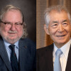 James Allison, PhD, Tasuku Honjo, MD, PhD