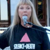 HIV activist Joyce Mitchell