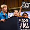 Senator Elizabeth Warren co-sponsored the Medicare For All bill.