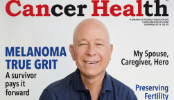 Cancer Health Summer 2019 cover